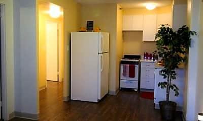 Kitchen, Catalina Towers, 1