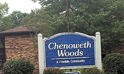 Chenoweth Woods Apartments, 1