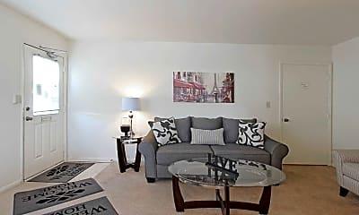Living Room, Lakewood Gardens, 1