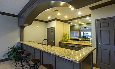 Kitchen, Bellevue at Pecan Grove, 1