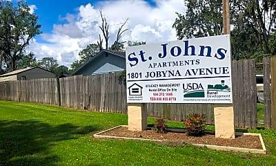 St. John's, 1