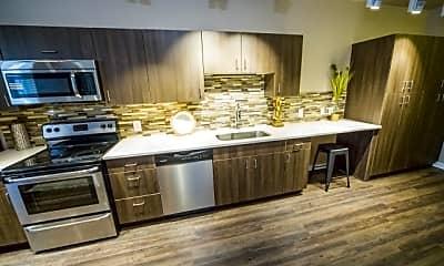Kitchen, Highland Place, 0