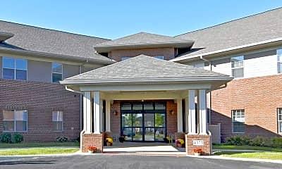 Building, Monarch Manor Senior Community, 1