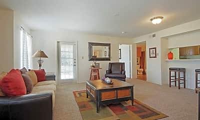 Living Room, Bellevue Heights, 1