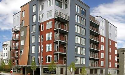 Building, Hanna Heights, 0