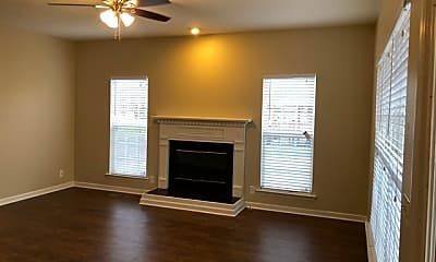 Living Room, 7409 Campton Road, 1