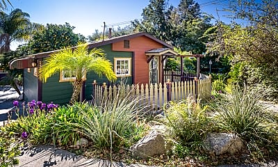 Building, Sierra Cottages, 1