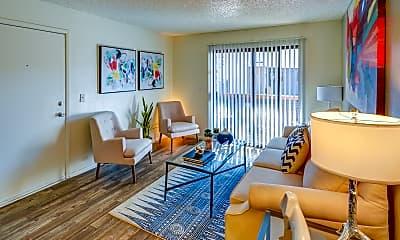 Living Room, Brookside, 1