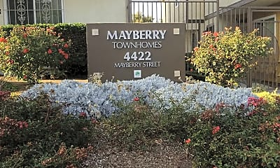 Mayberry Town Homes, 1