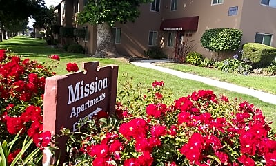 MISSION APARTMENTS, 1