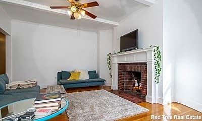Living Room, 156 Coolidge St, 1