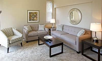 Living Room, 200 Fountain, 1