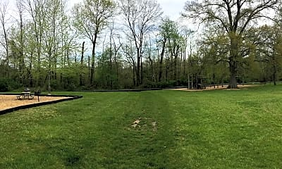 Landscaping, Woodland Grove, 2