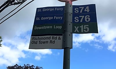 Community Signage, 1220 Richmond Rd, 1