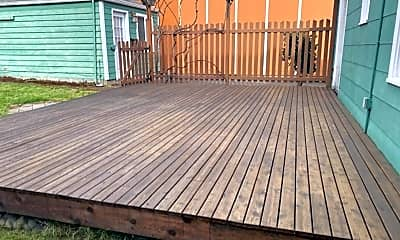 Patio / Deck, 846 NE 88th St, 2