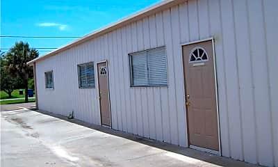 Building, 503 Elm St, 1