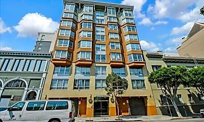 Building, 650 Turk St, 1