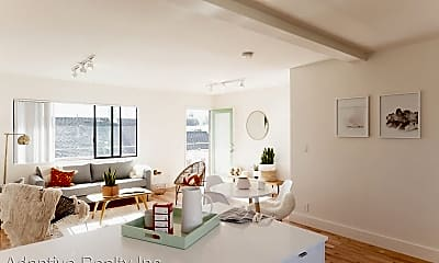 Living Room, 5665 Fayette St, 0