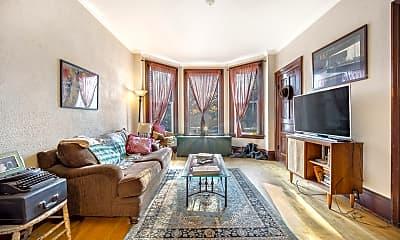 Living Room, 2419 N Talman Ave 1, 1