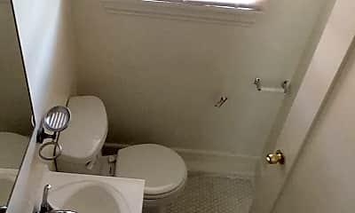 Bathroom, 1837 N Alexandria Ave, 2