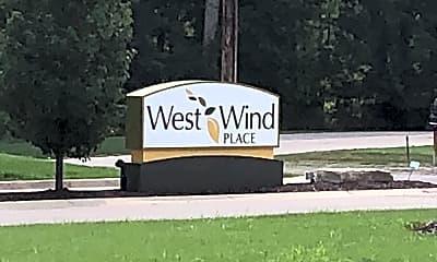West Wind Place, 1