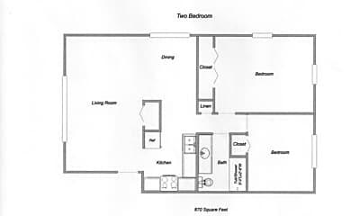 Living Room, 631 2nd Ave E, 2