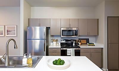 Kitchen, Adobe Ridge, 1