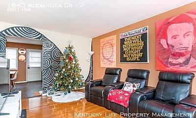Living Room, 1643 Alexandria Dr, 0