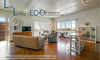Living Room, 401 Central Ave NE 301, 0