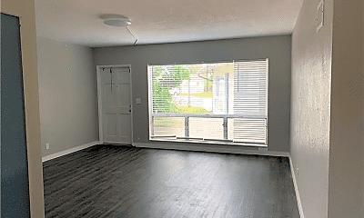 Living Room, 5741 NE 18th Ave, 0