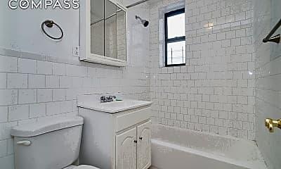 Bathroom, 509 W 170th St 54, 2