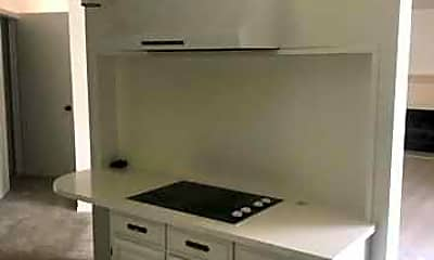 Kitchen, Teakwood, 1