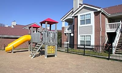 Playground, Canterbury Courts, 2