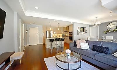 Living Room, 150 Henley Pl 210, 0