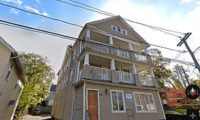 Building, 201 Sunnyside Ave, 1
