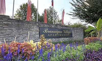 Community Signage, Brannigan Village, 2