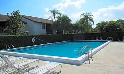 Pool, 22100 Palms Way 201, 2