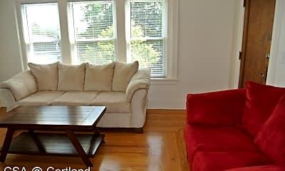Living Room, 41 Prospect Terrace/ 27 Stevenson, 2