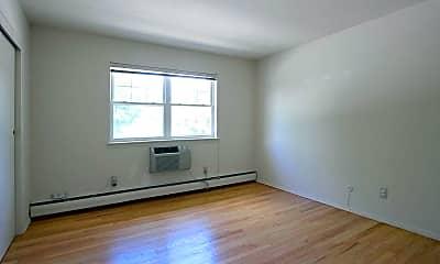 Bedroom, Atrium Apartments, 2