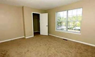 Bedroom, Forest Ridge Apartments, 2