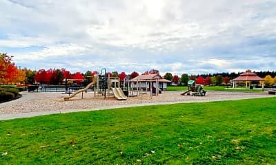 Playground, 4510 McKinley St NE, 2