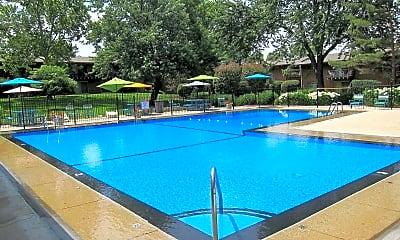 Pool, Glen Ellyn Apartment Homes, 0