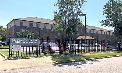 Poston Housing, 1
