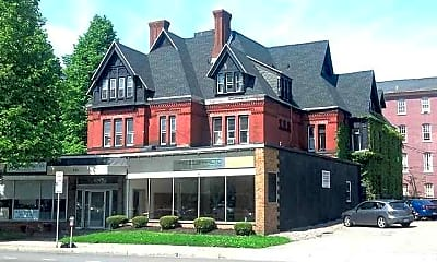 Building, 430 Delaware Avenue Apartments, 0