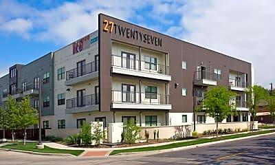 Building, 27TwentySeven Apartment Homes, 0