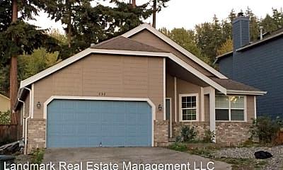Building, 828 Blueberry Ln, 2