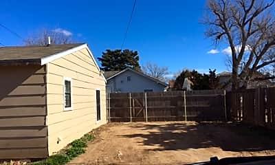 Building, 1402 S Hayden St, 1