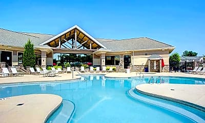 Pool, Copper Beech at Greenville - Per Bed Lease, 0