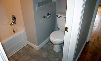 Bathroom, 711 N. 13th, 2