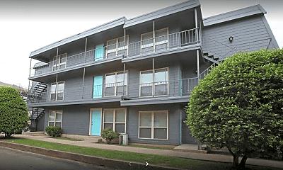 Building, Crestview Apartments, 1